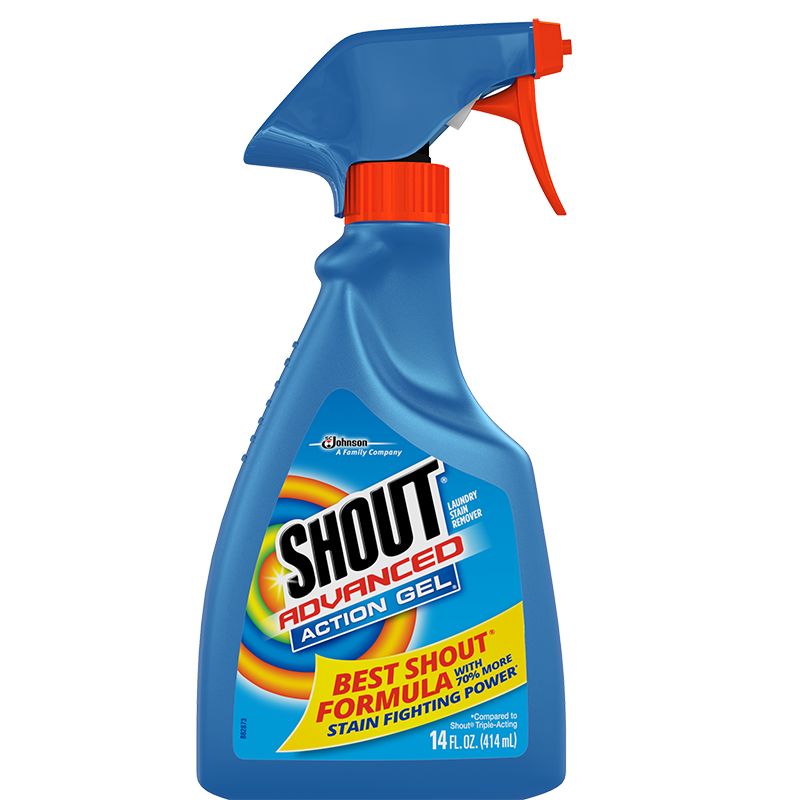 Shout Advanced Gel 14 Ounce