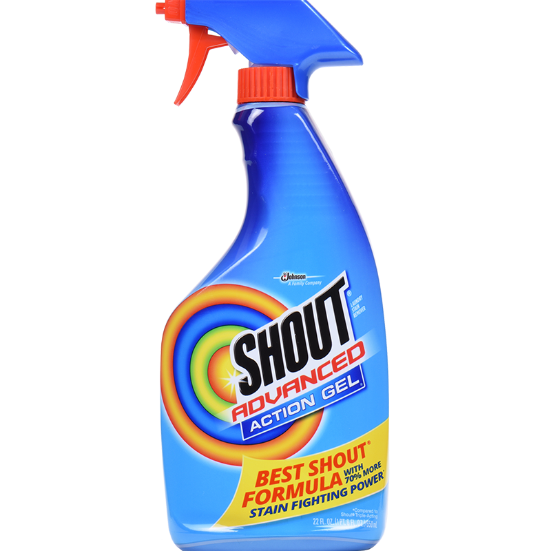 Shout Advanced Gel 22 Ounce